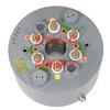 电厂绕线电机专用WZR无刷自控电机软起动器