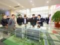 上海市副市长周波一行到上海核工院调研