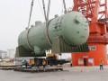 田湾核电3号机组蒸汽发生器全部运抵现场