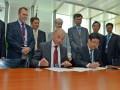 中核集团与IAEA签署ACP100通用反应堆安全审查协议