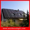 屋顶太阳能光伏发电并网发电系统 家用屋顶太阳能发电