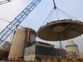 三门核电2号机组核岛屏蔽厂房实现封顶