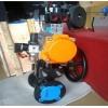 Q641F防爆气动蒸汽法兰球阀正品厂家原装价格表