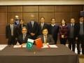 中核集团李晓明会见巴基斯坦原委会核电委员一行
