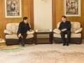 中核集团孙勤一行拜访山东省领导商讨在鲁产业发展