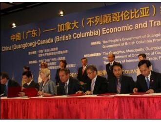 中广核与加拿大最大铀矿商Cameco公司签署铀资源开发协议