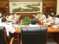 中核集团与哈电集团交流项目进展探讨未来合作