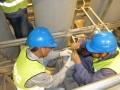 山东核电主蒸汽安全阀在线校验工作完成