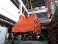 田湾核电4号机组常规岛汽轮机首套核心设备进场