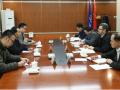 钱智民会见中国驻阿根廷大使杨万明一行