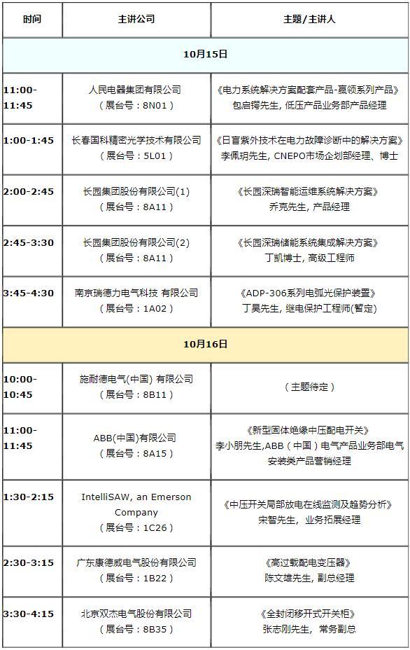 """十月北京EP电力展 抢""""新""""看"""
