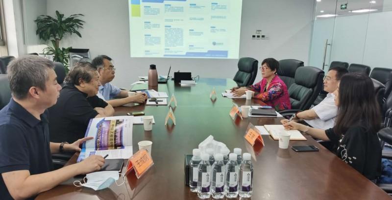 中国电力发展促进会核能分会走访会员单位 ----启迪新核(北京)能源科技有限公司